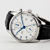 IWC Portuguese Chronograph Classic - Factory Warranty - NEW