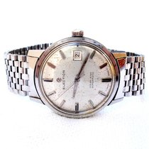 Election Ocean King Supermatic Automatic 1970c Men 36mm