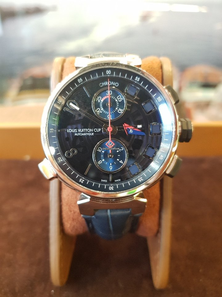 dd61bf78fa8b Louis Vuitton watches - all prices for Louis Vuitton watches on Chrono24