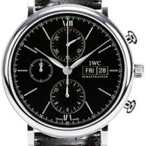 IWC Portofino Chronograph new 2021 Automatic Chronograph Watch with original box and original papers IW391008