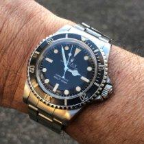 Rolex 5513 Steel Submariner (No Date) 40mm
