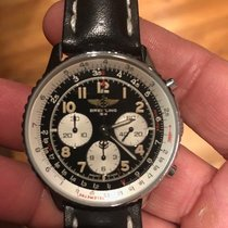 Breitling Navitimer Steel 38mm Black United States of America, New Jersey, Short hills