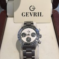 Gevril Steel Automatic pre-owned