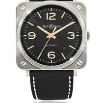Bell & Ross Steel Automatic BRS-92-S-01878 pre-owned South Africa, Johannesburg