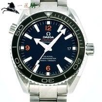 Omega 232.30.42.21.01.003 Staal Seamaster Planet Ocean 42mm tweedehands