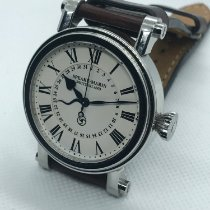 Speake-Marin 42mm Automatic 2012 pre-owned White