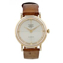 Universal Genève Polerouter Rose gold 35mm Gold United States of America, New York, New York
