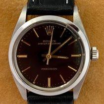 Rolex Steel 30mm Manual winding 6430 pre-owned