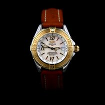 Breitling Gold/Steel 31mm Quartz D67365 pre-owned