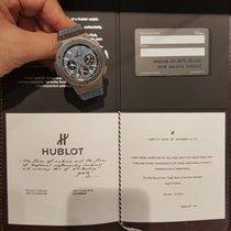 Hublot Big Bang Jeans Steel 44mm Blue No numerals
