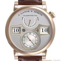 A. Lange & Söhne Rotgold 41,9mm Handaufzug 140.032 neu