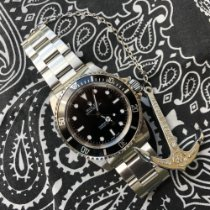 Rolex Submariner (No Date) Steel 40mm Black No numerals United States of America, Florida, Coral Gables