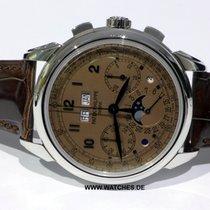 Patek Philippe Chronograph Perpetual Calendar Platinum -...