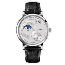 A. Lange & Söhne Grand Lange 1 139.025 New Platinum 41mm Manual winding United States of America, Iowa, Des Moines