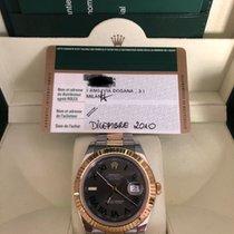 Rolex Datejust II Gold/Steel 41mm Grey Roman numerals UAE, Abu Dhabi