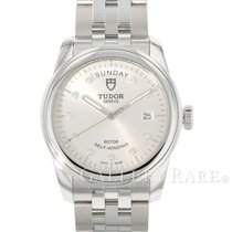 Tudor Glamour Date-Day new 2014 Automatic Watch with original box and original papers 56000