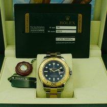 Rolex Yacht-Master 40 Acero y oro 40mm Azul Sin cifras España, Benidorm
