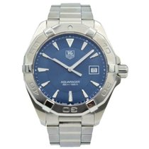 TAG Heuer Steel 41mm Quartz WAY1112BA0928 pre-owned United States of America, Indiana, Carmel