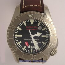 Girard Perregaux Sea Hawk Titanium 44mm