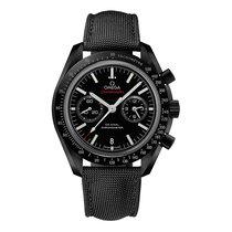 Omega Speedmaster Professional Moonwatch новые 2010 Автоподзавод Хронограф Часы с оригинальной коробкой 311.92.44.51.01.007