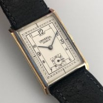 Universal Genève Gold/Steel 37mm Manual winding pre-owned