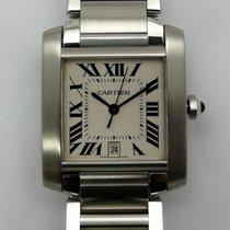 Cartier Stal 28mm Automatyczny 2302 używany