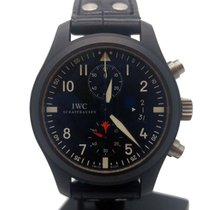 IWC Pilot Chronograph Top Gun IW388001 2016 pre-owned