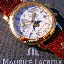 Maurice Lacroix Les Classiques Phases de Lune 34735 gebraucht