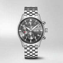IWC Pilot Spitfire Chronograph IW377719 2019 новые
