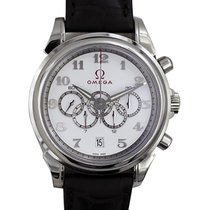 Omega De Ville Co-Axial 422.13.41.52.04.001 Good Steel 41mm Automatic