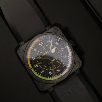 Bell & Ross BR 01-92 BR0192-AIRSPEED 2017 pre-owned