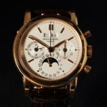 Patek Philippe Perpetual Calendar Chronograph 3970 ER 1989 gebraucht