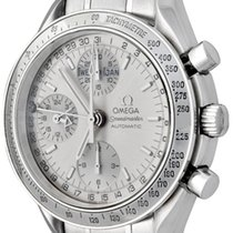 Omega Speedmaster Day Date Steel 38mm Silver No numerals United States of America, Texas, Dallas