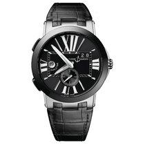 Ulysse Nardin Executive Dual Time 243-00/42 new