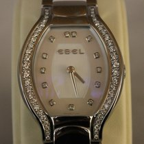 Ebel Beluga Steel 33mm Mother of pearl