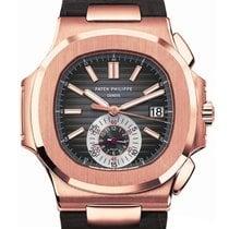 Patek Philippe 5980R-001 Oro rosado Nautilus