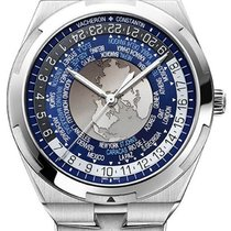 Vacheron Constantin 7700V/110A-B172 Steel 2019 Overseas World Time 43.5mm new