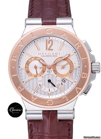 fe651a5ca6e9 Bulgari Diagono Calibro 303 for  8,623 for sale from a Trusted Seller on  Chrono24