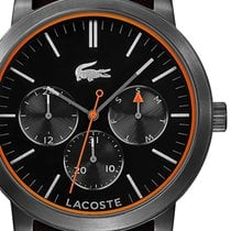 Lacoste Steel 44mm Quartz 2010877 new