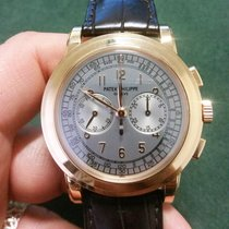 Patek Philippe Chronograph occasion Or rose