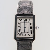Cartier Tank Solo Lady Stainless Steel