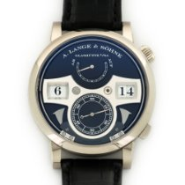 A. Lange & Söhne White Gold Zeitwerk Striking Time Watch Ref....