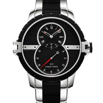 Jaquet-Droz J029030140 Grande Seconde Mens Automatic in Steel...