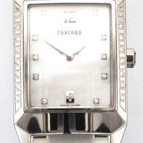 Concord Steel Quartz 0310791/14 E6 1450 pre-owned