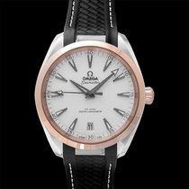 Omega Seamaster Aqua Terra 150M Master Chronometer Silver 18k...