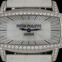 Patek Philippe Gondolo pre-owned 37mm White gold