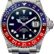 Davosa Steel 42mm Automatic 161.577.50 new