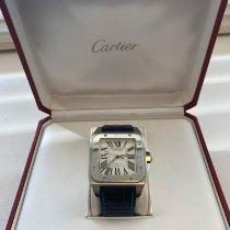 Cartier Santos 100 Staal Romeins Nederland, Amsterdam
