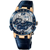Ulysse Nardin El Toro / Black Toro Rose gold 43mm