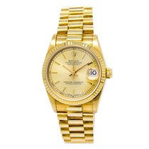 Rolex 68278 Yellow gold 1990 Lady-Datejust 29mm pre-owned United States of America, New York, New York